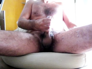 my hot cumshot