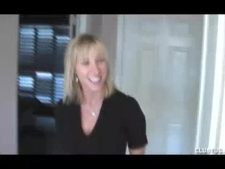 Milf Grabs The Dick Of Step Son And Goes Beating Meat