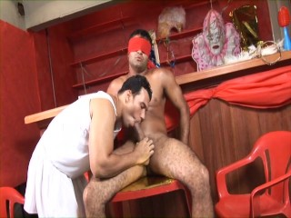 2 Studs Sucking Eachother Off – Used and Abused