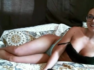 Petite, Classy & Sweet DD Brunette straight from your fantasies