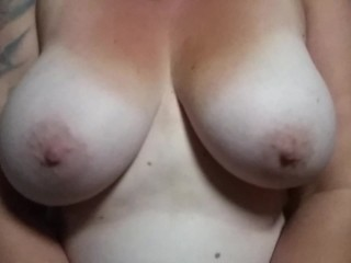 Bouncing boobs in slow motion