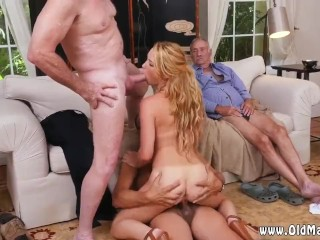 Hd oil hardcore Frankie And The Gang Tag Team A Door To Door Saleswoman