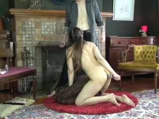 Slave Chase gets her ass fucked
