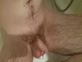 strong orgasm with shower