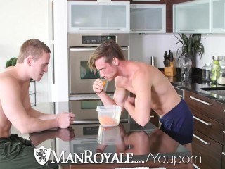 ManRoyale – Hot guys Tommy Regan & Zaq Wolfe Fuck