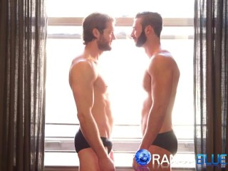 Colby Keller and Jarec Wentworth