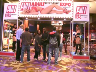 AVN Girls Love to Have Fun!