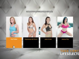 The Casting Master – Petite Teen Edition