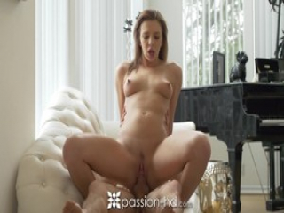 PASSION-HD Romantic Big Dick Fuck With Squirting Babe