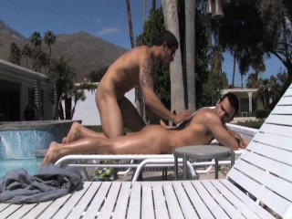 Fucking The PoolBoy – COCKYBOYS