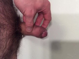 Pissing and Cumming directly one after the other