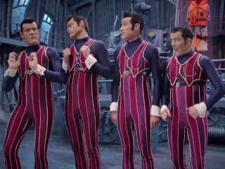 We are number one but every one is replaced with a cumshot