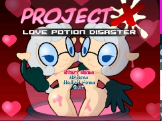 """No_Pants plays """"""""Project X love potion disater"""""""" Level 1 Amy Rose + gallery"""