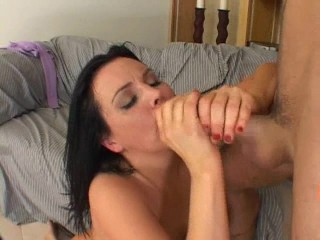 Big Titted MILF takes a stiff one in her arse – Pt. 3/3