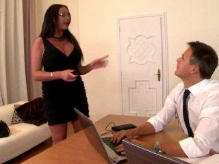 Titty-Fucking In The Office – DDF Productions