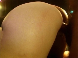 Deep fuck face down ass up cumshot