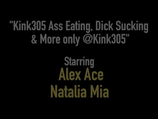 Kink305 Ass Eating, Dick Sucking & More – only @ Kink305