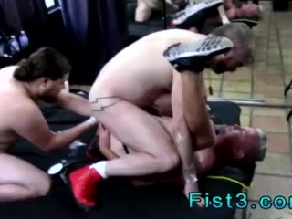 Boy smell fetish gay Fists and More Fists for Dick Hunter