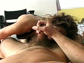 hot blondes cock on fire