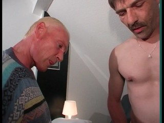 Two bisexual dicks and one cunt