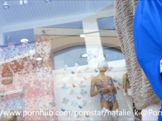 Natalie K – short preview of clips on nataliek.xxx with outdoor nudity