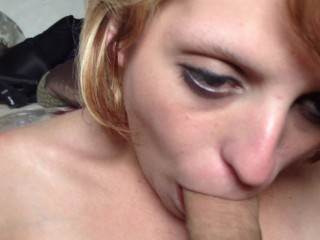 TEEN UPCLOSE COCKSUCKING LOVE – Quick fun preview of my return to PornHub
