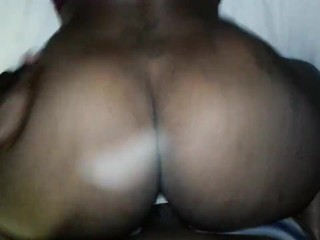 Big Booty Ebony Get Pounded World's Best Doggystyle