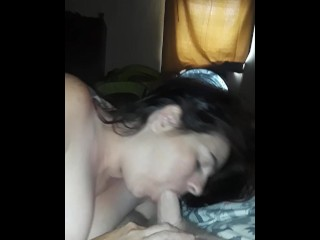 Wife wakes me up