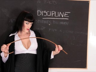 10 Femdom Lessons (lecture with slideshow)