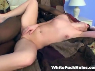 She had looked forward to fucking this black guy for 14 days and he sure didnt disappoint her.