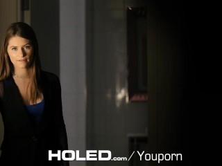 HOLED Submissive Alice March anal fucked on date night