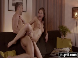 Super hot Tina Kay gets fucked at her first date