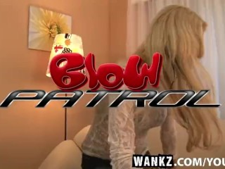 WANKZ- Victoria White Sucks Dick With No Rubber