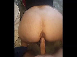 big butt doggystyle cumshot