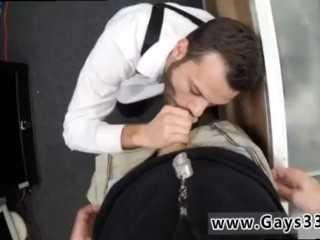 Free gay sexy hunks with long dicks Sucking Dick And Getting Fucked!