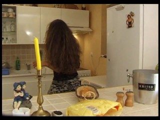 French lesbians milf having some fun – Java Productions