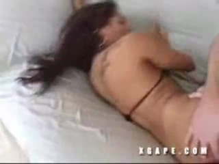 Francesca Le gets fucked in the ass