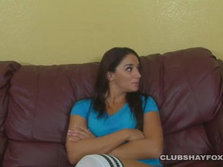 Shay Fox walks in on her daughter Sheena Ryder getting railed by BF