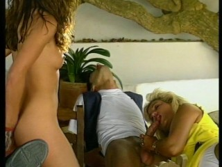 French Group Sex   Part 1/4