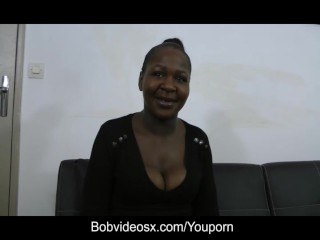 Video Porno POV a pretty black amateur fuck