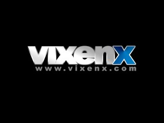 vixenx – Horny Asian teen pussy pounded and ass fucked