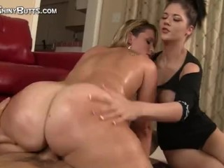 Nataly Gets Fucked And Her Booty Spanked