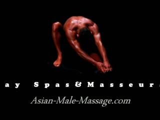 Asian Male Nude Massage