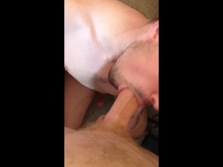 Cock-worshipping BJ # 3