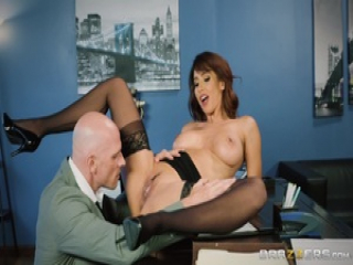 Isis Love getting fucked by Johnny Sins