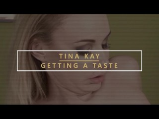 Karups – Tina Kay First Date With Naked Chef