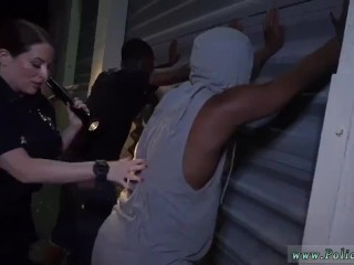 Two police officers Raw video seizes police tearing up a deadbeat dad.