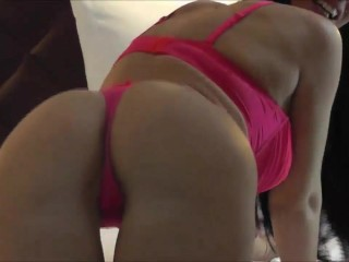 Brunette Hottie gets fucked in every position part I