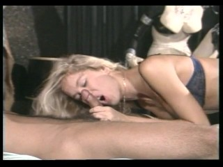 Blonde Is Fucked On Silk Sheet Bed – Java Productions