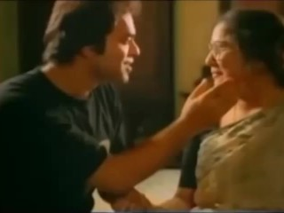 Indian mom son kissing  x   y